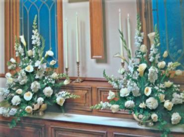 Matching All White Alter Arrangements