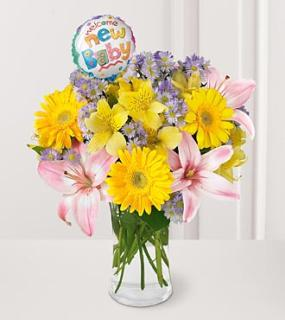 Baby Bliss Bouquet