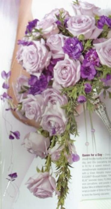 Lavender Wonder Bouquet