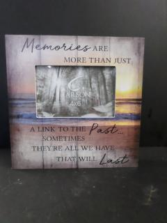 AF Message Frame-Memories