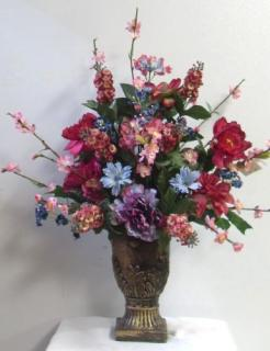 Pedestal Bouquet