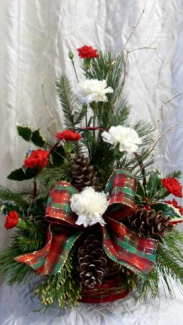 AF Christmas Basket (Medium)