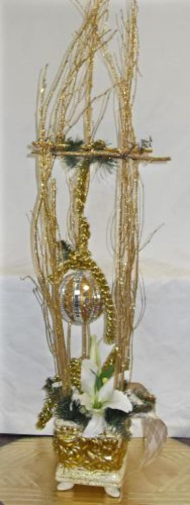 Dangling Ornament Bouquet