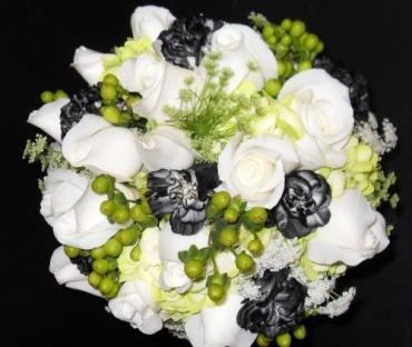 AF Bouquet with black accents