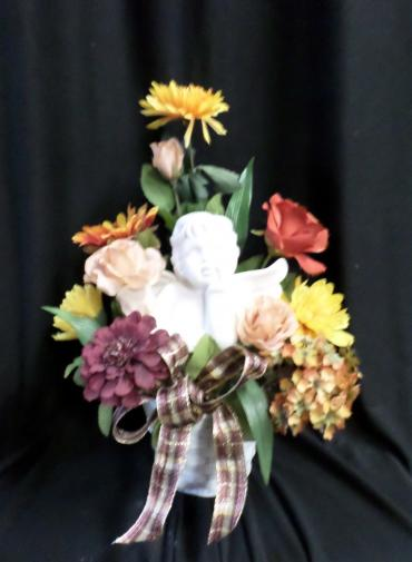 Keepsake Cherub Bouquet-1