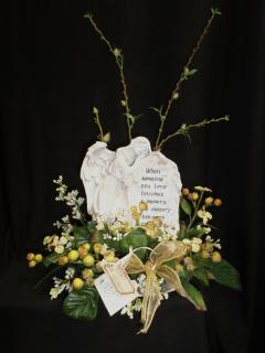 AF Keepsake Angel Bouquet #5