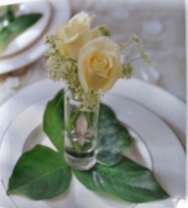 Rose Charm Table Accessory