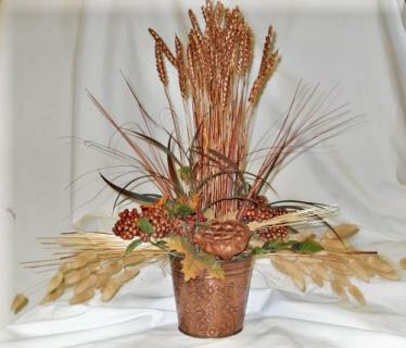 Copper Tin Bouquet
