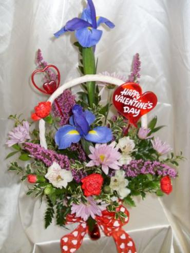 Arnold Florist Mixed Basket