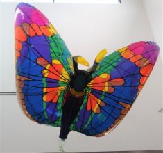 Mylar Butterfly Balloon