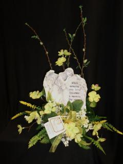 AF Keepsake Angel Bouquet #6
