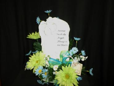 AF Keepsake Angel Bouquet #1