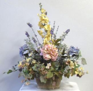 Pastel Bouquet with Lavender