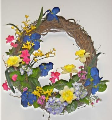 Wreath 3 (permanent)
