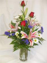 "Arnold Florist ""I Love You\"" Bouquet"