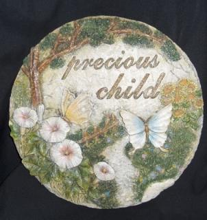 Precious Child Plaque