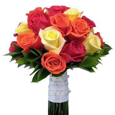 AF Mixed Rose Bouquet