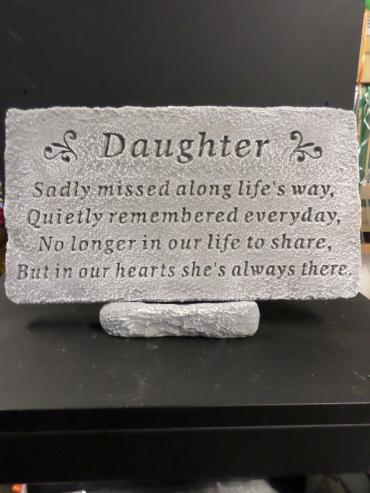 AF Weathered Daughter Stone
