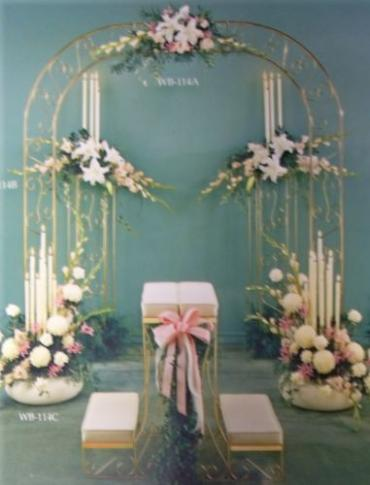 Decorated Archway Rental III