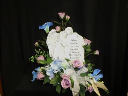 AF Keepsake Angel Bouquet #7