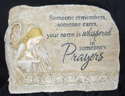 Prayers Plaque