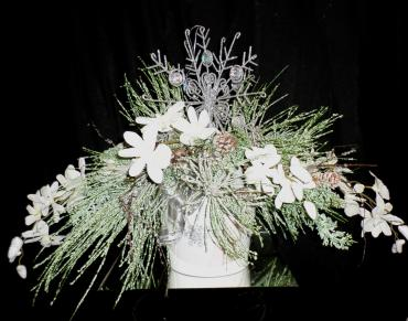 AF Permanent Winter Wonderland Bouquet