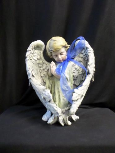 AF Cherub In Angels Wings