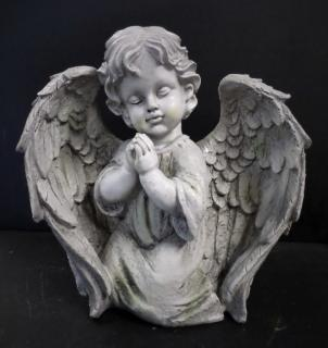 Large Sized Venetian Cherub