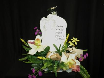 AF Keepsake Angel Bouquet #3
