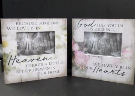AF Message Frame, Hearts or Heaven