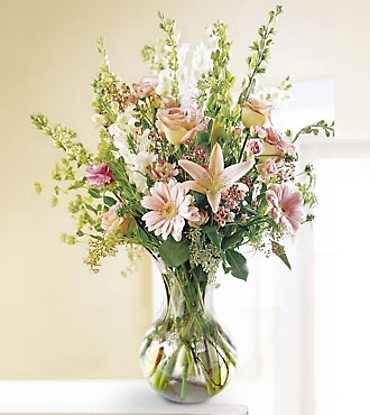 Soft Tones Bouquet