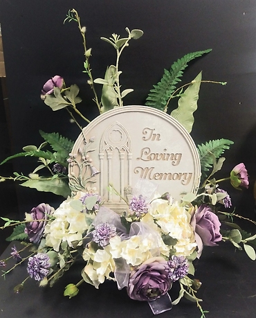 AF Keepsake In Loving Memory Bouquet