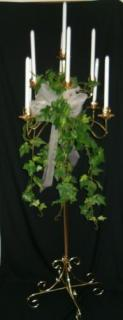 9 Light Candelabra Rental