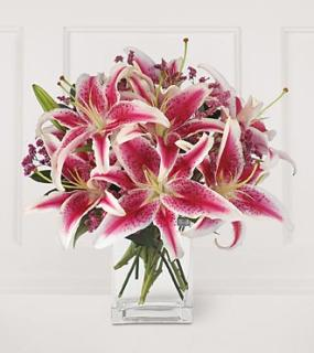 True Love\'s Lily Bouquet