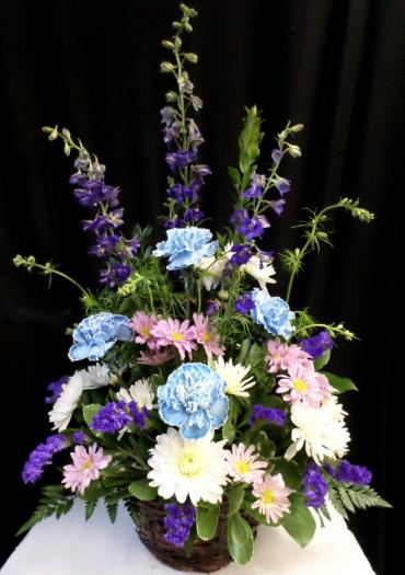 AF Colorful Remembrance Basket
