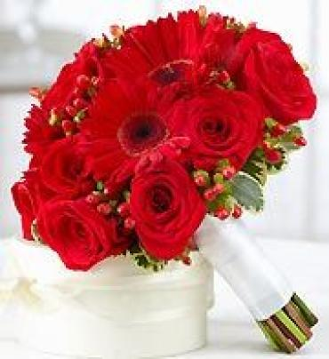 AF Red Passion Bouquet