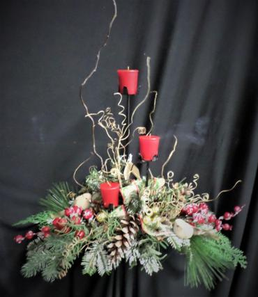 AF Three Tiered Rustic Display