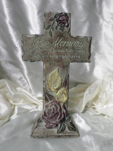 AF Calla Weathered Cross