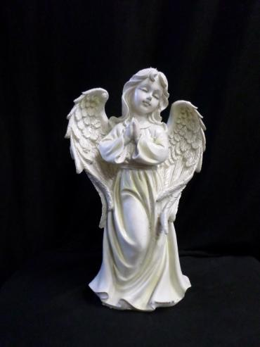 AF Light Angel with Praying Hands
