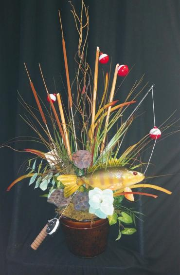 Keepsake Fish Bouquet
