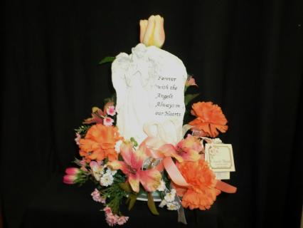 AF Keepsake Angel Bouquet #4