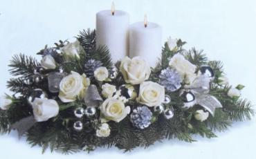 Oh Holy Night Bouquet