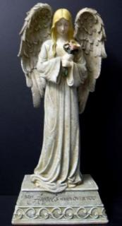 AF Angel\'s Watch Statue