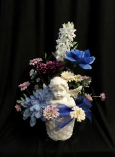 Keepsake Cherub Bouquet-3