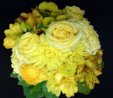 AF Yellow Assortment Bridesmaid