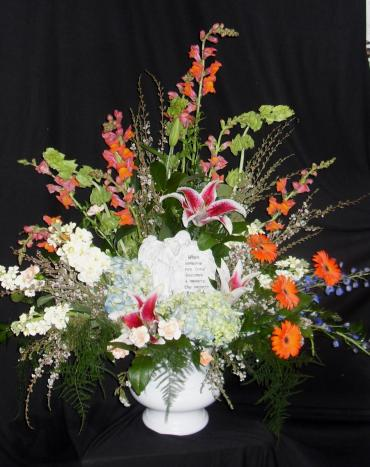 AF Mixed Bouquet with Angel Stone