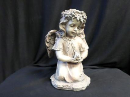 AF Venetian Colored Angel with bird