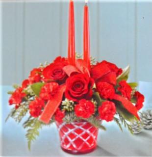 AF Christmas by Candlelight Bouquet