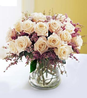 Monticello Rose Premium Rose Bouquet